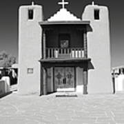 The Pueblo Church Poster