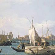 The Punta Della Dogana Poster
