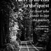 The Quest I Poster
