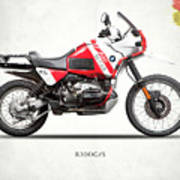 The R100gs Poster