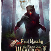 The Rage Of The Werewolf - Version 3 - Poster