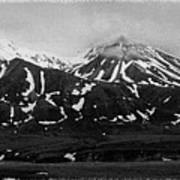 The Real Alaska - Denali Panorama Poster