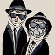 The Real Blues Brothers Poster