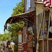 The Real Cowboy Bar Poster