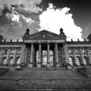 The Reichstag   Poster