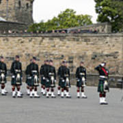 The Royal Regiment Of Scotland Poster