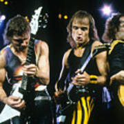 The Scorpions Poster