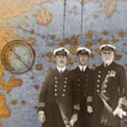 The Sea Captains Poster