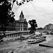 The Seine Paris1 Poster