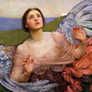 The Sense Of Sight By Annie Swynnerton  Poster
