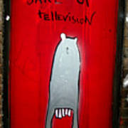 The Sharker Side Of Tv Poster