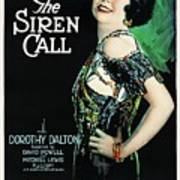 The Siren Call Poster