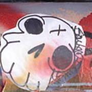 The Smiling Skull Poster
