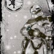 The Snowtrooper Poster