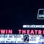 The South Expressway Drive Inn Poster