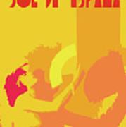 The Spanish Sun  Poster