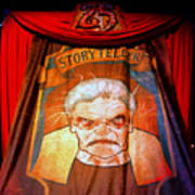 The Storyteller Hhn 25 Poster