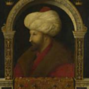 The Sultan Mehmet II Poster