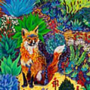 The Sun Fox Poster