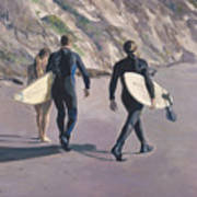 The Surfers Poster