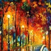 The Symphony Of Light Poster