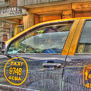 The Taxi Poster