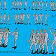 The Temptations-my Girl Poster