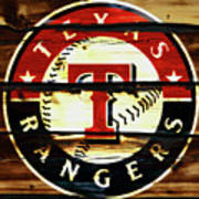 The Texas Rangers 2w Poster