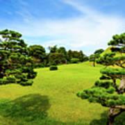 The Tree Garden Poster