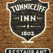The Tunnicliff Inn - Cooperstown Poster