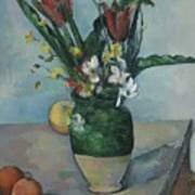 The Vase Of Tulips Poster