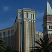 The Venetian, Las Vegas Poster