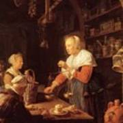 The Village Grocer 1647 Poster