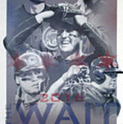 The Wait Is Over Poster