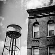 The Watertower Poster