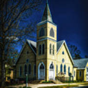 The Wenonah United Methodist Church Poster