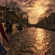 The Westerkerk Amsterdam Poster