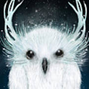 The White Owl Poster