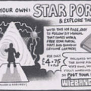 Wizbang Star Portal Poster