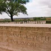Their Name Liveth For Evermore Poster