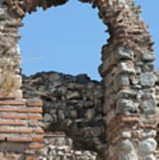 Theodosian Walls - View 17 Poster