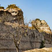 Theodosian Walls - View 7 Poster