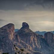 Thimble Peak Sunrise Poster