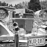 Thirties Roadster Poster