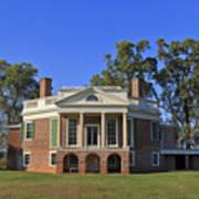 Thomas Jefferson's Poplar Forest Poster
