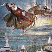 Thomas Nast: Santa Claus Poster