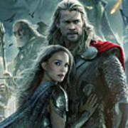 Thor 2 The Dark World 2013 Poster