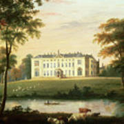 Thorp Perrow Near Snape In Yorkshire Poster by English School