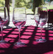 Three For Wine Poster