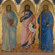 Three Saints Poster